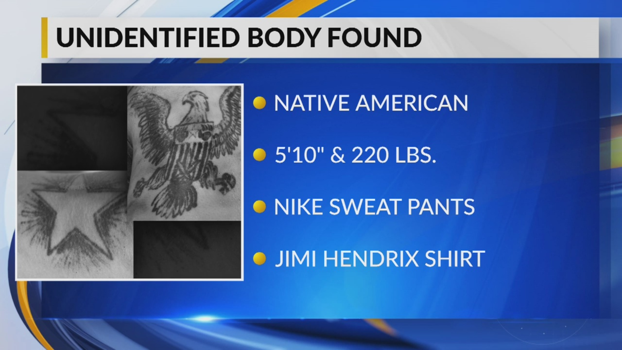 BCSO trying to identify man found dead in diversion channel