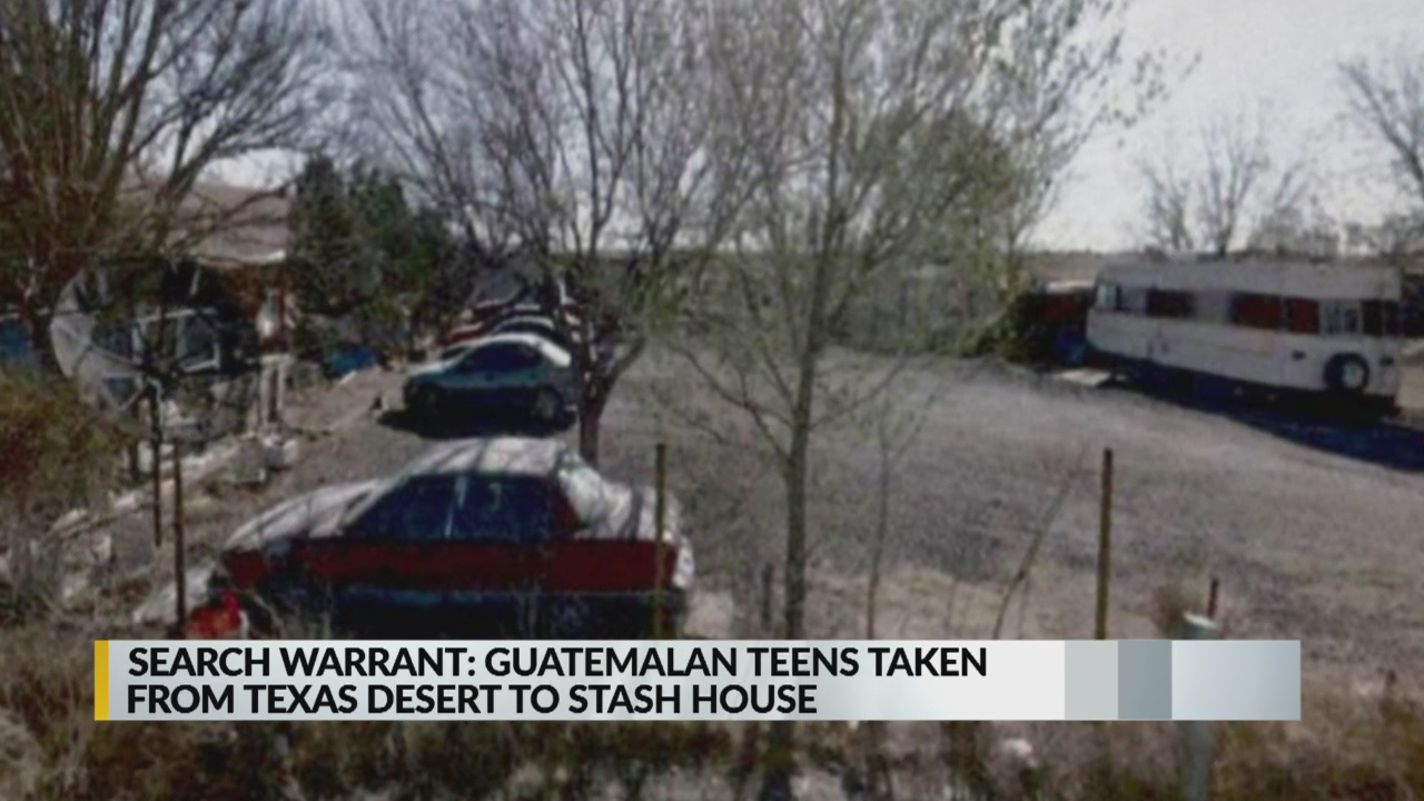 Search warrant reveals new details about alleged stash house | KRQE