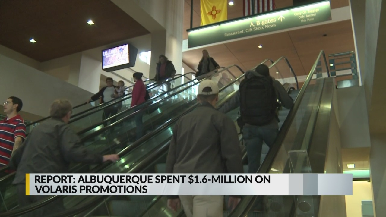 Emails: Albuquerque spent $1 6M on canceled Mexico flights
