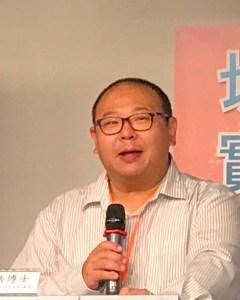 生命及倫理研究中心研究主任陳永浩