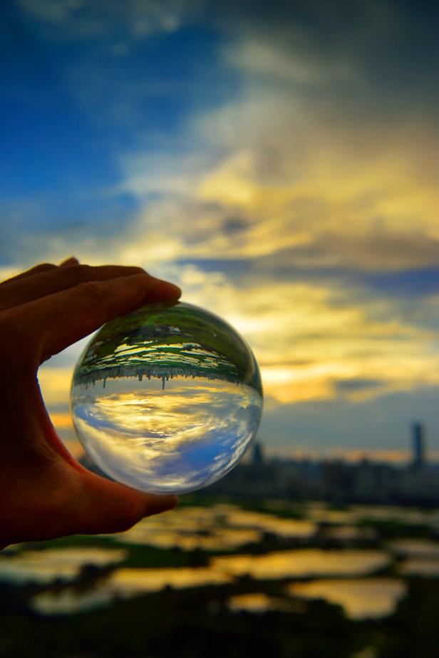 公開組季軍:許有達 - 水晶球看世界。