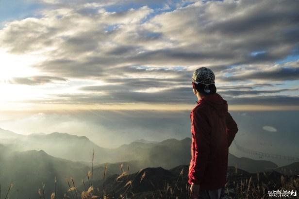 學生組亞軍:莫兆聰 欣賞天空不要想太多,只要純粹的感受,享受最原始的美。