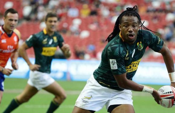 Cecil Afrika headlines Blitzboks squad to Nairobi