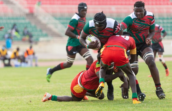 Kenya put on a five-star performance to start their Barthes Trophy title defense on a high