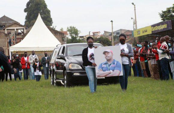 Tears, laughter and tributes as Kenyans celebrate Benjamin Ayimba