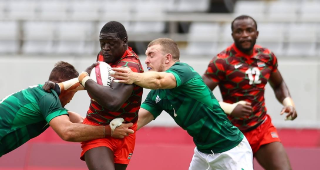 Shujaa knocked out of medal contention in Tokyo