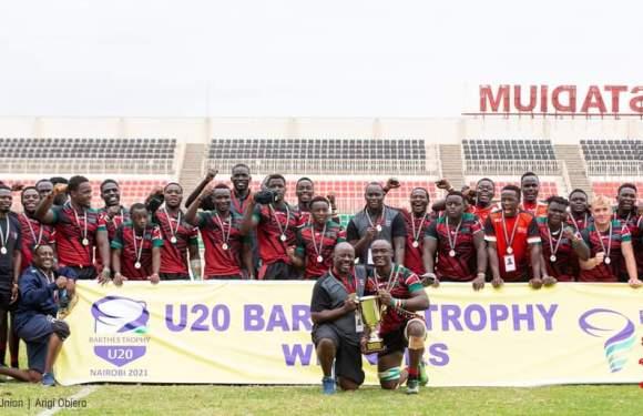 Chipu edge Madagascar to retain the U20 Barthes Trophy