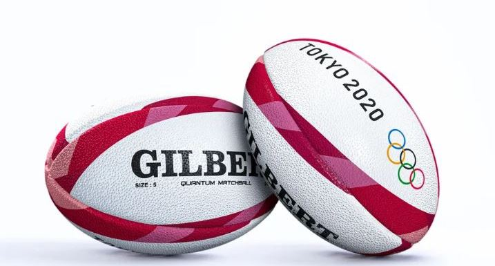 Most technically advanced sevens rugby ball ever unveiled for Olympic Games Tokyo 2020