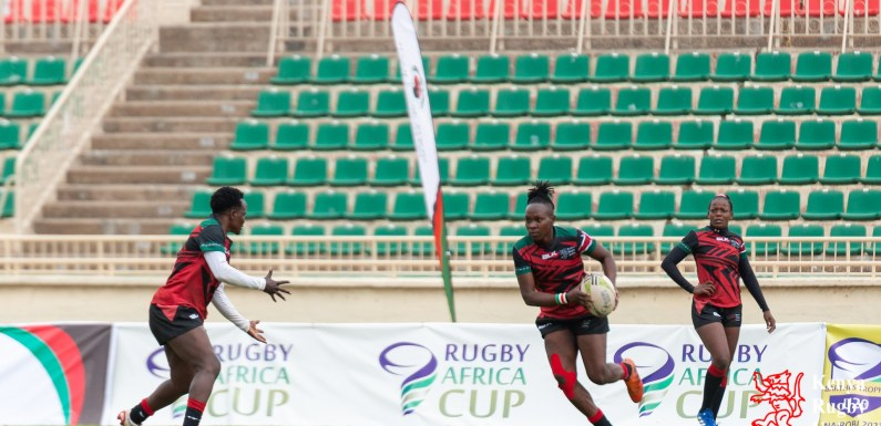 Lionesses squad facing Women Boks in first test named