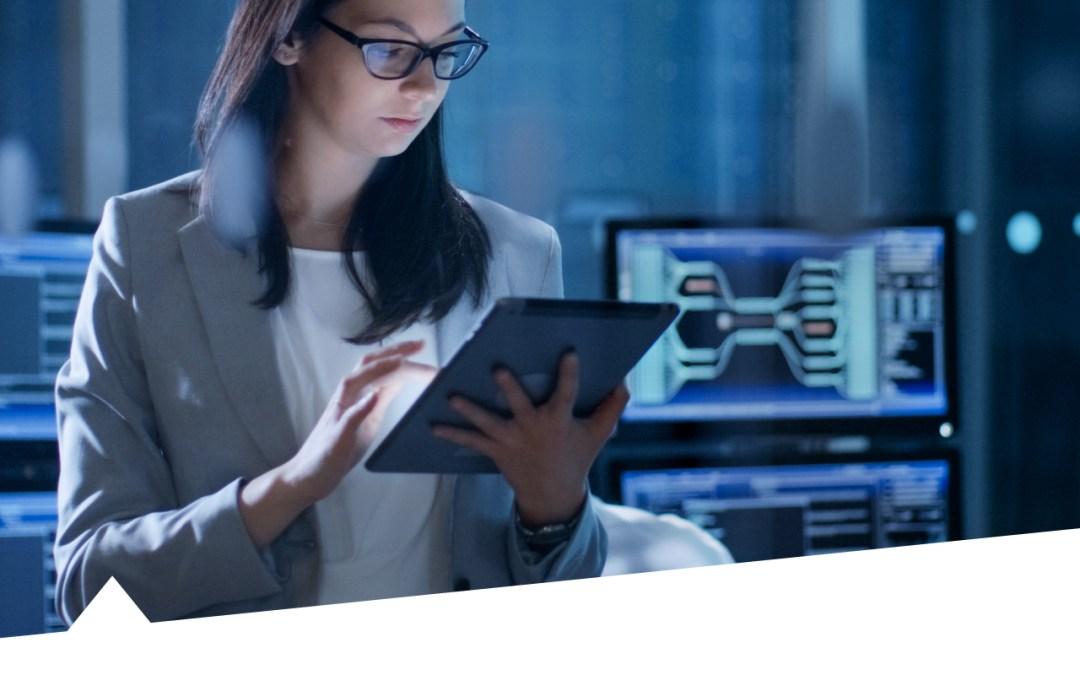 La mujer ante los retos de la seguridad informática