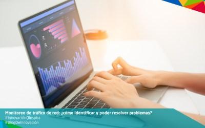 Monitoreo de tráfico a la red: ¿cómo identificar y resolver problemas?