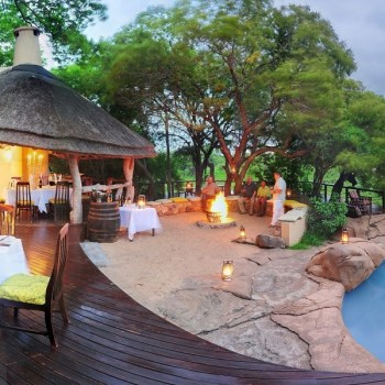 Jock Safari Lodge Exteriors