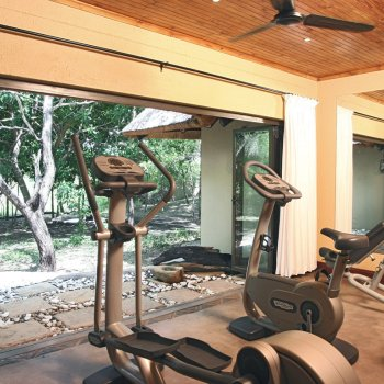 Jock Safari Lodge Gym
