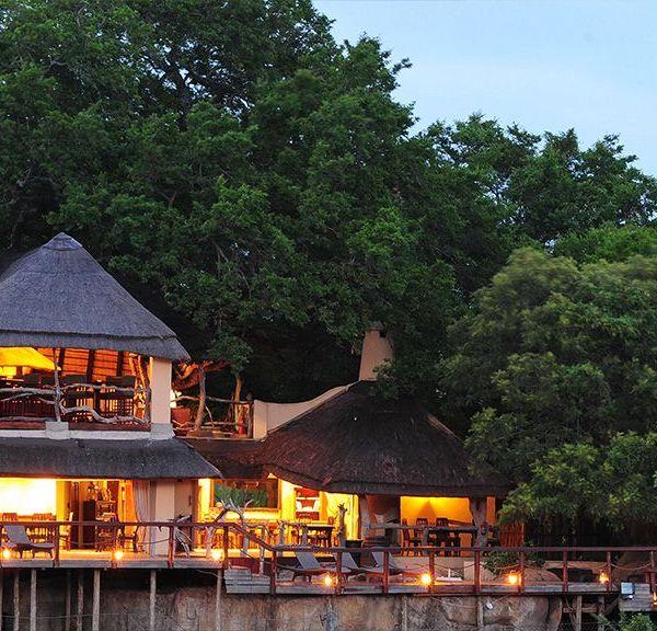 Jock Safari Lodge Main View