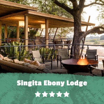 Kruger featured image Singita Ebony Lodge