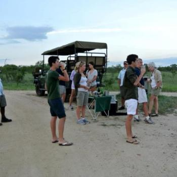 Khoka Moya Camp Game Drive Break