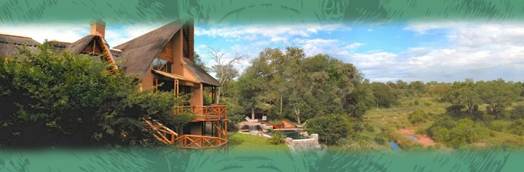 Lukimbi Lodge Front View