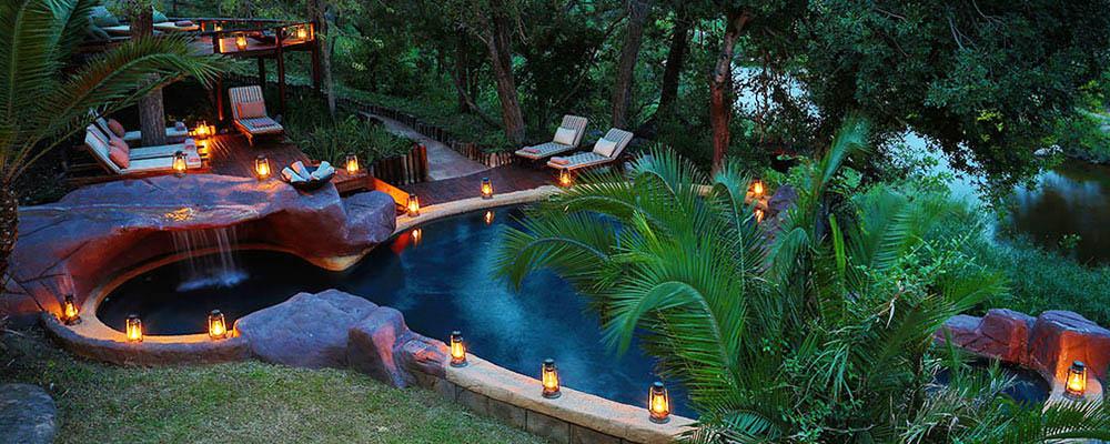 Lukimbi Lodge Pool View Experience