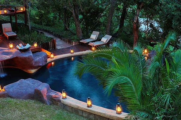 Lukimbi Lodge Pool View Experience