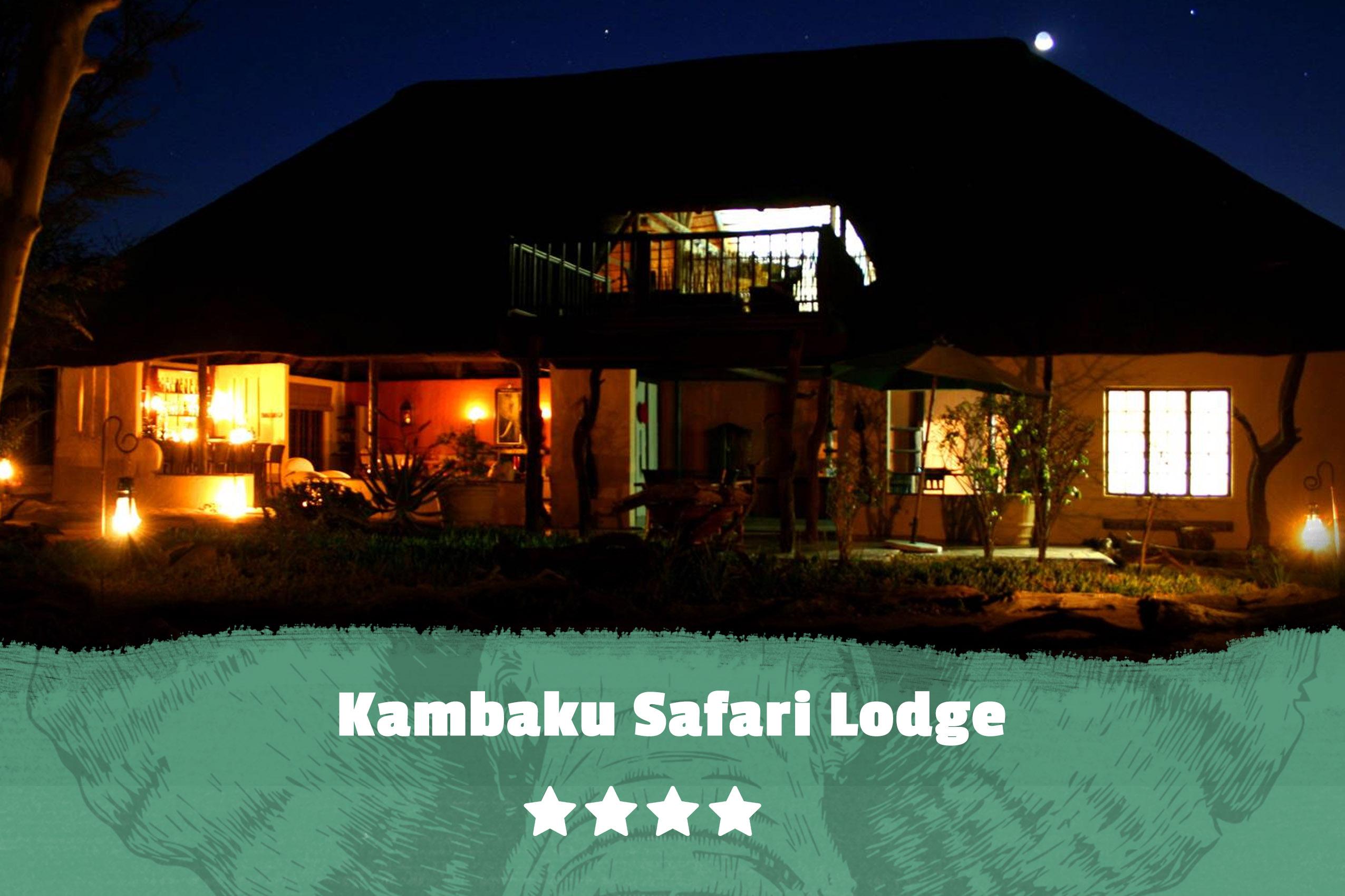 Kruger featured image Kambaku Safari Lodge