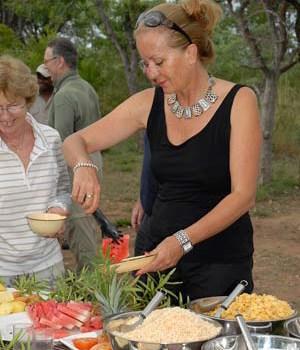 Manyatta Rock Camp Breakfast