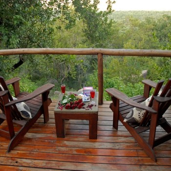 Manyatta Rock Camp Honeymoon Suite Deck