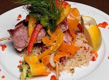 Manyatta Rock Camp Tasty Cuisine