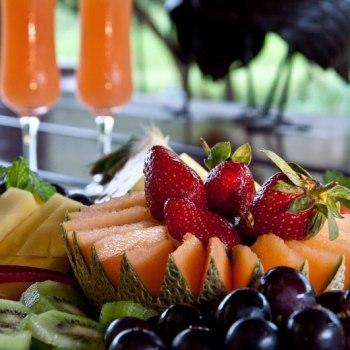 Monwana Game Lodge Fresh Fruit