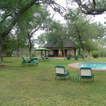 NKaya Game Lodge Pool