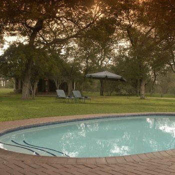 Nkaya Game Lodge Swimming Pool