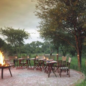 Serondella Game Lodge Boma