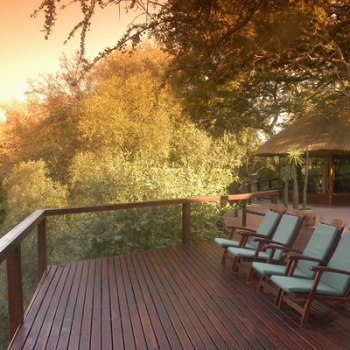 Serondella Game Lodge View