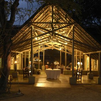 Thornybush Game Lodge Reception Area