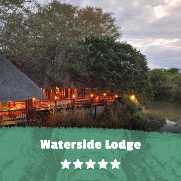 Kruger featured image Waterside Game Lodge