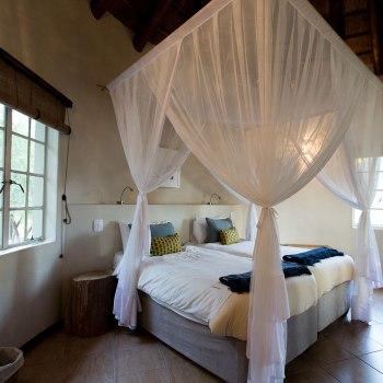 Sefapane River Lodge Rondavel Bedroom