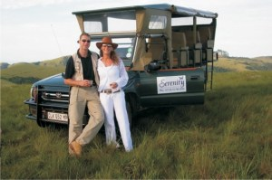 Serenity Forest Eco Reserve Game Drive