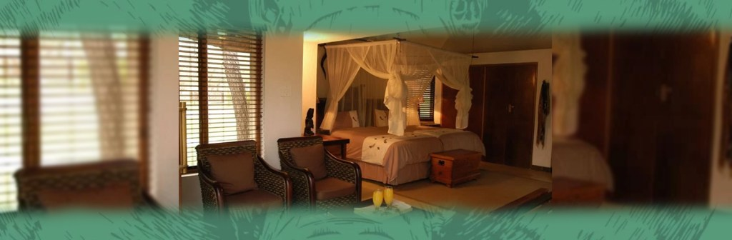 Serondella Game Lodge Accommodation Interior View