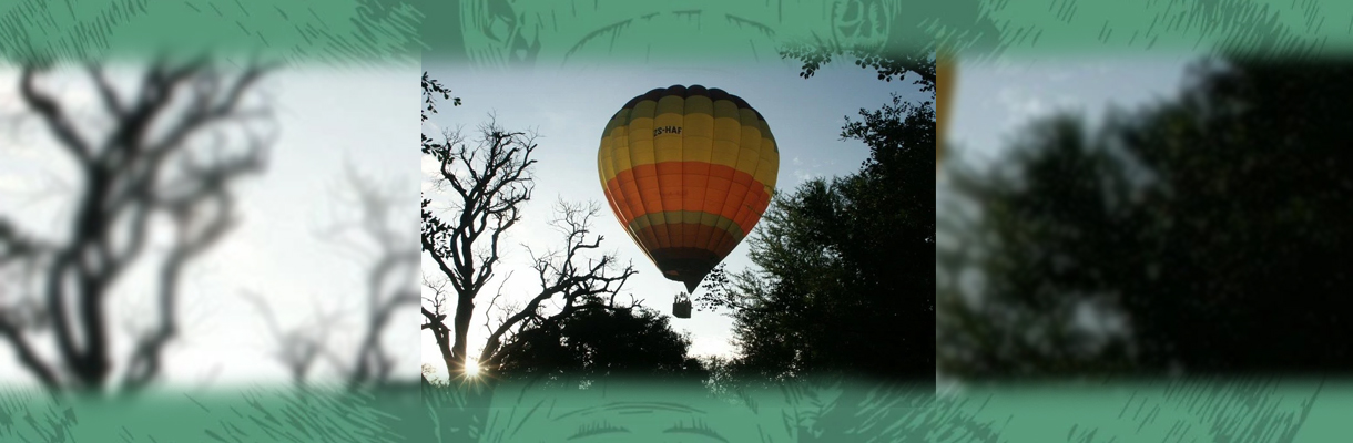 Shumbalala Game Lodge Hot Air Balloon Rides