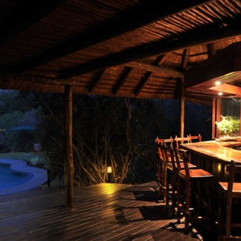 Waterbuck Game Lodge Bar and Pool