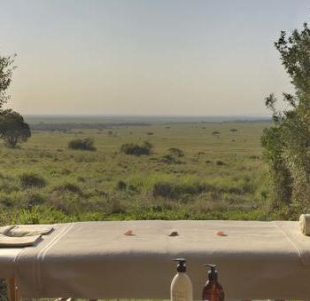 Bateleur Mobile Camp Beautiful View