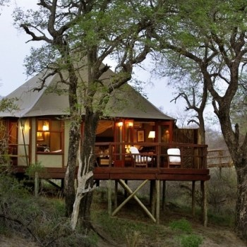 Hamiltons Tented Camp Lodge