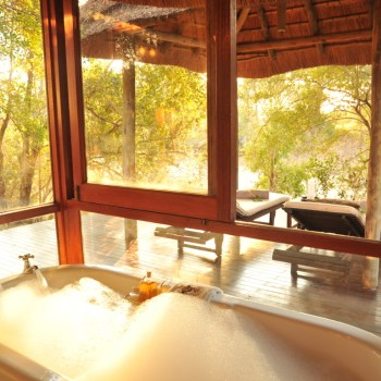 Imbali Safari Lodge Bathroom