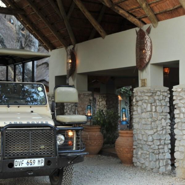 Imbali Safari Lodge Game Vehicle