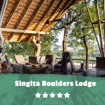 Kruger featured image Singita Boulders Lodge