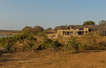 Mjejane River Lodge Overview of Lodge