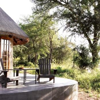 Motswari Private Game Reserve Private Room Exterior View