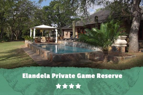 Kruger featured image Elandela Private Game Reserve