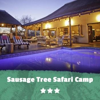 Kruger featured image Sausage Tree Safari Camp