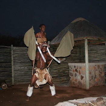 Baluleni Safari Lodge Cultural Dance
