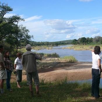 Baluleni Safari Lodge Game Walks